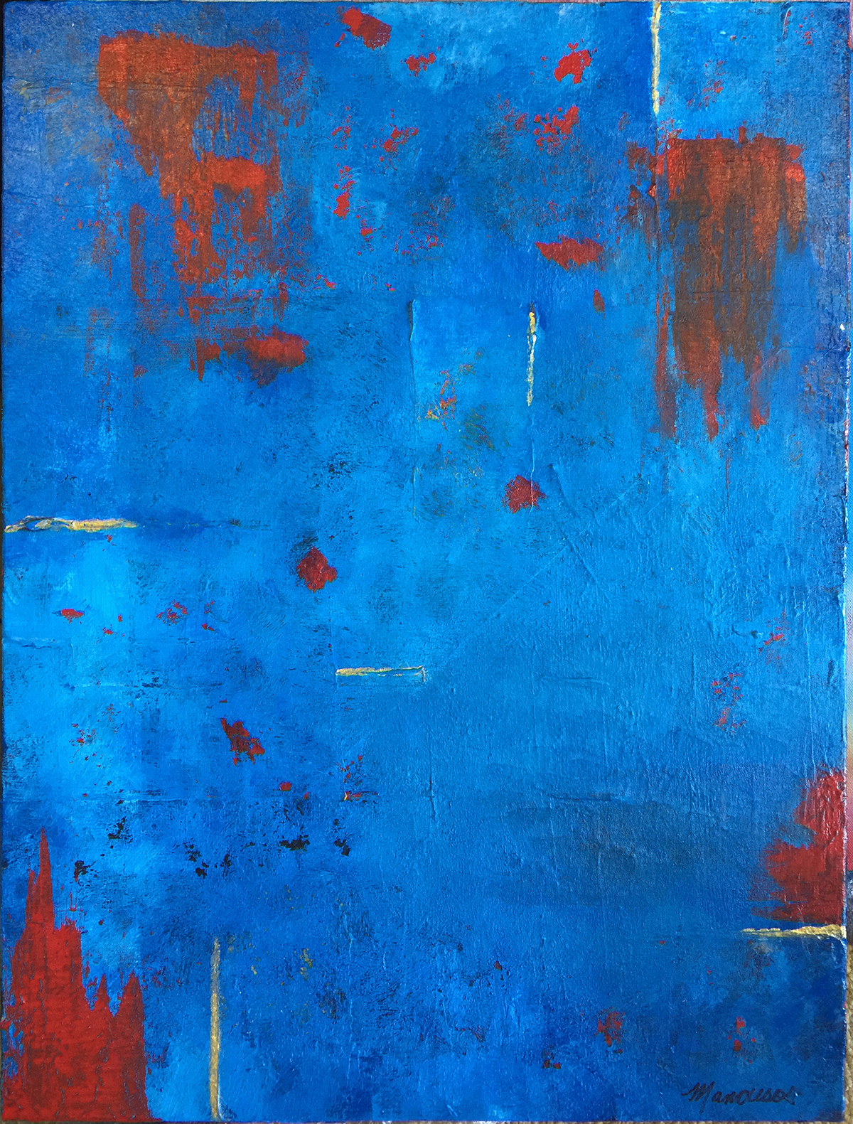 The Blues and Reds Manousos Original small